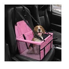 pet dog cat car booster seat