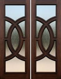 commercial exterior doors with glass
