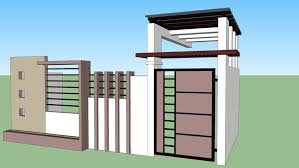 Modern Fence 3d Warehouse