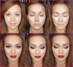 makeup face contouring saubhaya makeup