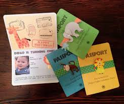 Baby Safari Birthday Invites Created By My Husband Miguel For Our