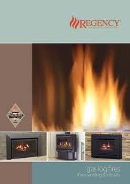 gas log fires regency fireplace s