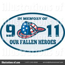 September 11 Clipart #1050269 - Illustration by patrimonio
