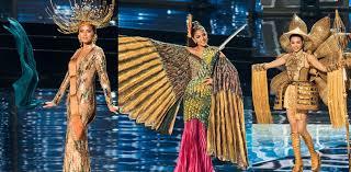 TatlerPicks : Top 15 Miss Universe National Costumes
