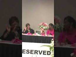 Supervisor Ada Stevens' Installation Celebration Banquet - YouTube