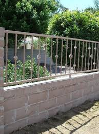 Wall Topper Railings Railings Our Products