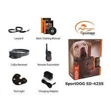Best Dog Training E Collar Sportdog 425 Dog Collar Reviews