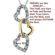 quotes about fake jewelry quotes