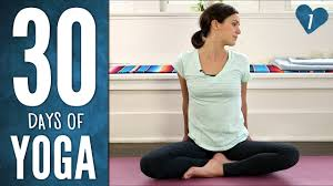 Day 1 - Ease Into It - 30 Days of Yoga - YouTube