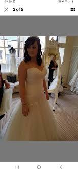 Hillary Morgan New Wedding Dress Save 75% – Stillwhite