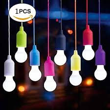 Pull Rope Portable Led Bulb Light On A Pull Rope For Outdoor Camping Kids Room Home Cupboard Garden Decorations Coleman Gas Lantern Camp Lantern From Cumax 16 46 Dhgate Com