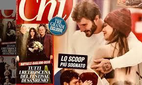 Belen Rodriguez e Stefano De Martino si amano ancora, il bacio su ...