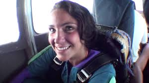 Abby Keller - Skydives at Vermont Skydiving Adventures - Abby Keller -  YouTube