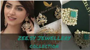 amazing earing collection by zee sy