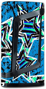 Amazon Com Skin Decal Vinyl Wrap For Smok Alien 220w Vape Stickers Skins Cover Pop Art Design