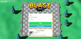 BlastArena.io - hacked unblocked games 500