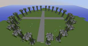 Preview Of Current Server Spawns Some Are Unfinished Tell Me What You Think Creative Mode Minecraft Java Edition Minecraft Forum Minecraft Forum