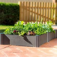 600 x 600mm modular raised garden bed
