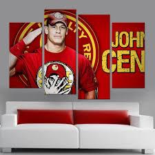 John Cena Canvas Set Canvasist