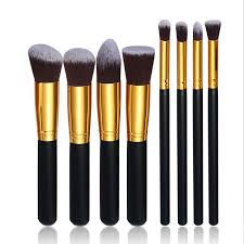 makeup brushes set for artist cosmetic