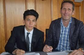 Ben Davis, Singapore's first English Premier League player, could ...