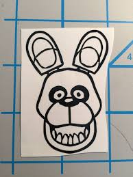 Details About Free Shipping Five Nights At Freddy S Bonnie Fnaf Vinyl Decal Sticker Five Nights At Freddy S Fnaf Vinyl Decals Five Night Five Nights At Freddy S