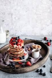 vegan buckwheat pancakes gf