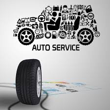 Auto Service Wall Sticker Car Beauty Shop Wall Decor Vinyl Decal Tires Wrench Repair Car Washing Car Styling Mural Poster Eb391 Wall Stickers Aliexpress
