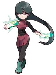 Sabrina character artwork from Pokémon: Let's Go, Pikachu! and ...