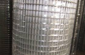 Steel Welded Mesh Wire Cloth For Fence And Building Uses