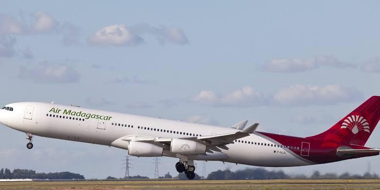 Resultado de imagen para air madagascar A340