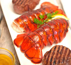 Cold Water Lobster Tails Special