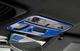 Reading Lamp Decorative Cover Trim For Chevrolet Camaro 2017 Stylish Car Accessories Car Decal Sticker Interior Decoration