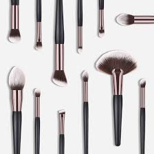 quality dense vegan makeup brush