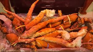 Unboxing A 10 lb Box Of King Crab Legs ...