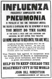 The 'greatest pandemic in history' was ...