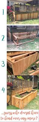 A Backyard Makeover With Raised Garden Beds Unskinny Boppy