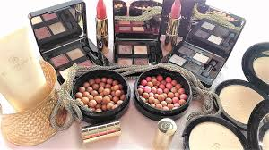 oriflame giordani gold makeup