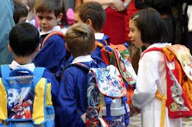Primo giorno di scuola elementare :: Galatina