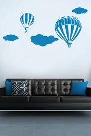 Baby Wall Decals Hot Air Balloon Walltat Com Art Without Boundaries