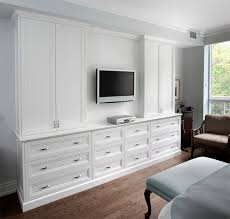 built ins traditional bedroom