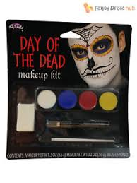 s day of the dead make up kit