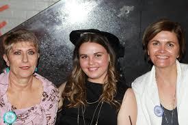 Adriana Parker, (left) Larelle Veldhoen and Julie-ann Adams at the ...    Buy Photos Online   Chronicle