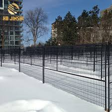 Black Pvc Coated Construction Fence 2 9m Canada Temporary Fence Buy Canada Temporary Fence Temporary Fence Fence Product On Alibaba Com