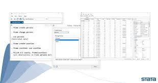 data frames multiple datasets in
