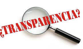 Resultado de imagem para falta de transparência