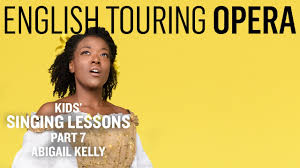 Kids' Singing Lessons - English Touring Opera