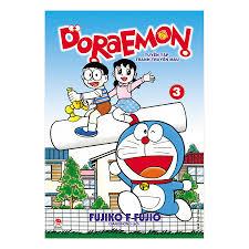 Doraemon Tuyển Tập Tranh Truyện Màu - Tập 3 (Tái Bản 2019 ...