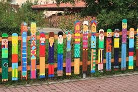 Kids Playground Garden Fence Gardening For Kids School Garden Diy Fence