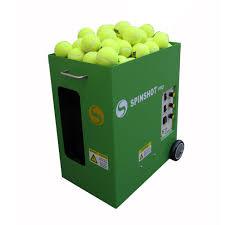 Spinshot Pro, professional tennis ball ...